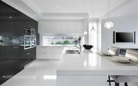 black and white wallpaper in kitchen kitchen interior minimal black white home hd wallpaper