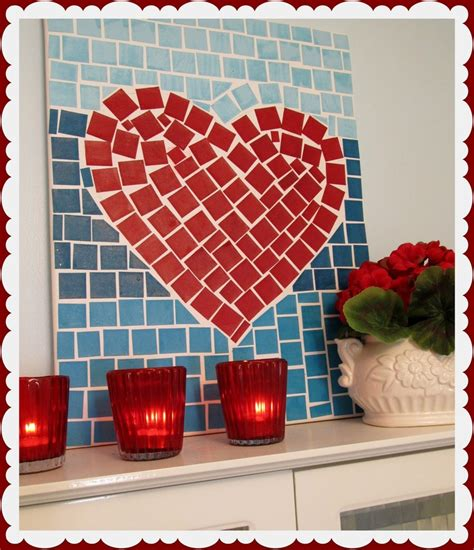 How To Make A Paper Mosaic - 17 best images about do it mosaic on water