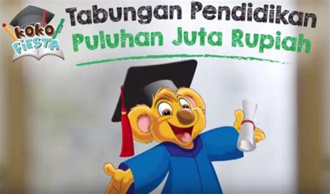 Koko Krunch Kecil kuis berhadiah tabungan pendidikan dari nestle koko krunch info kuis berhadiah