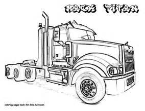 gallery gt truck coloring pages boys
