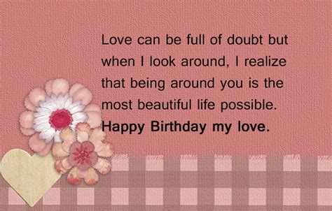 Happy Birthday Quotes For Your Boyfriend Sweet Happy Birthday Wishes For Boyfriend 187 Annportal