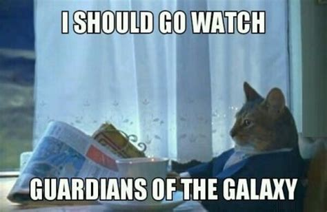 Guardians Of The Galaxy Memes - after all that gotg posts