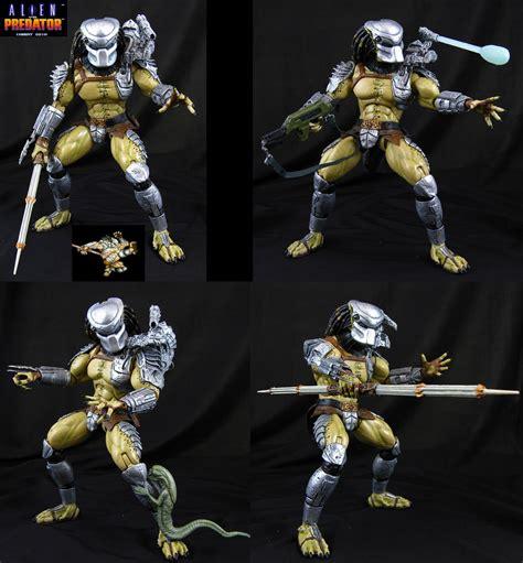 Vs Predator Warrior vs predator arcade warrior figure by jin saotome on deviantart