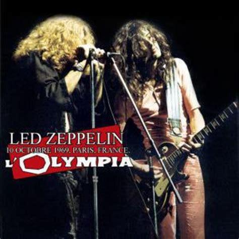 led zeppelin lava l 1969 10 10 l olympia l olympia paris france led