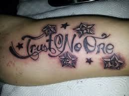 trust   tattoo   ideas  designs
