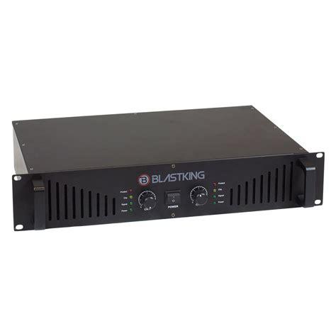 Power Lifier 4000 Watt 4000 watts professional power lifier dp4000 blastking