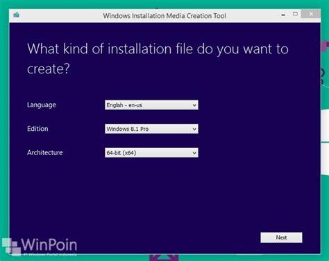 membuat npwp jika hilang inilah cara membuat media instalasi windows 8 1 jika