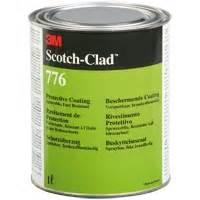 rivestimento prottetivo scotch clad 776 3m conf.1lt