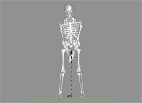 swinging bones kinematic chains best performance group