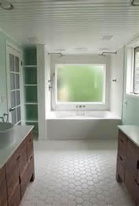 34 white hexagon bathroom floor tile ideas and pictures