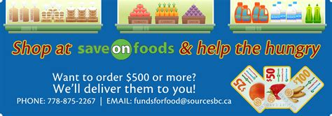 Gift Card Vendor - rotary save on foods gift card program sources foundation