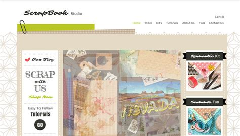 Handmade Selling Websites - 20 crafty ecommerce website templates for your handmade
