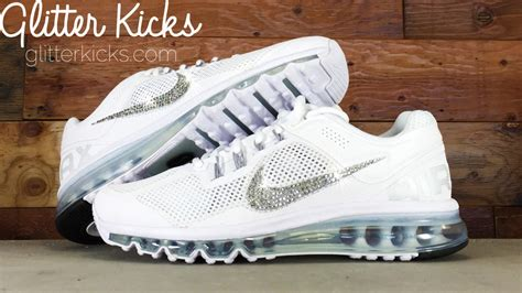 house of kicks shoes nike air max 360 running shoes by glitter from glitter kicks