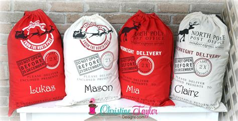 red santa sack for babies pictures personalized santa sacks santa sleigh design sack santa sack personalised