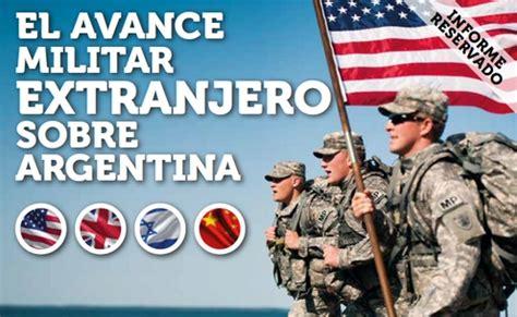 servicio militar obligatorio anuncio de macri 2016 aumento para fuerzas armadas argentina militares 2016 el