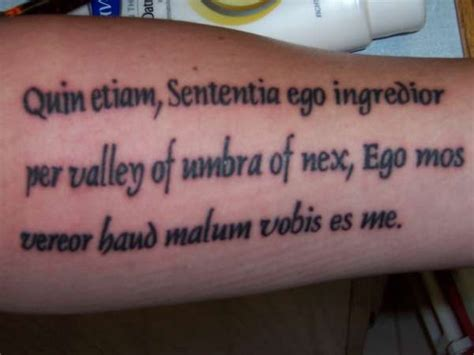 latin tattoo on arm latin text tattoo on arm tattooimages biz