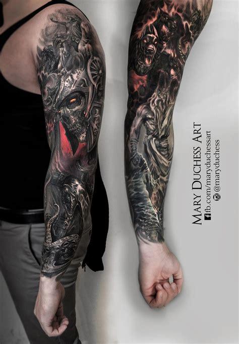 fantasy sleeve tattoo designs 15 best cerberus images on cerberus