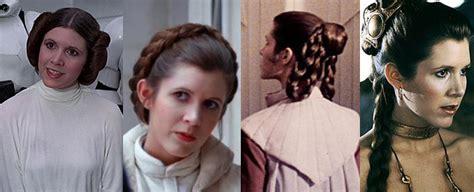 Princess Leia Hairstyles by Sorry Princess Leia The New Wars Hairdo To Copy