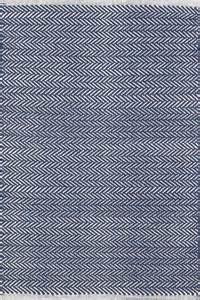 Herringbone Runner Rug Rugstudio Presents Dash And Albert Herringbone 105511 Indigo Woven Area Rug