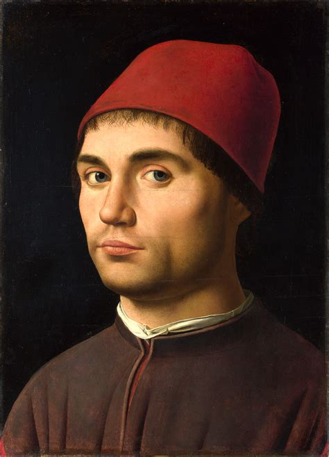 london portrait of a file antonello da messina portrait of a man national gallery london jpg wikimedia commons