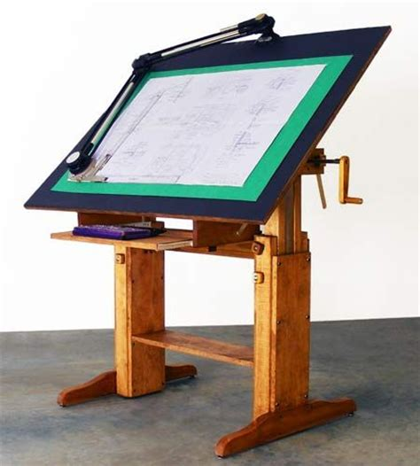 Build Drafting Table Diy Drafting Table For The Home Boys Rooms