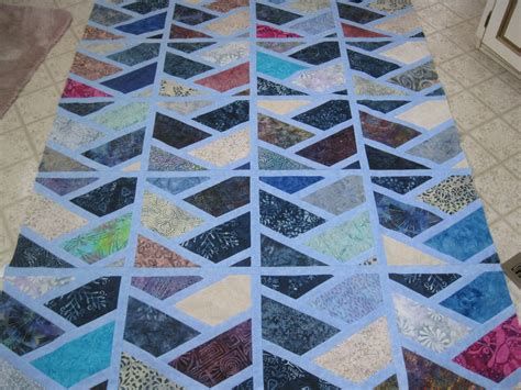 half hexagon quilt template sashed half hexi quilt top