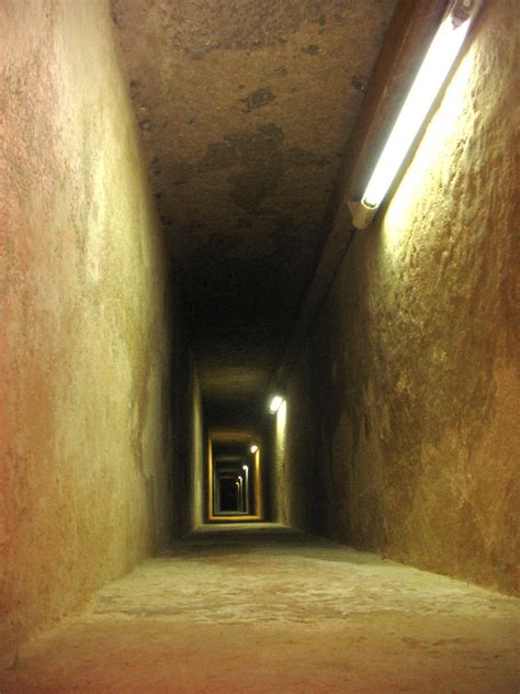 Pyramid Interior by Pyramid Of Khafre Historical Facts And Pictures The