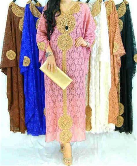 Kaftan Trendy Dan Keren 11 contoh trend model baju muslim kaftan terbaru 2015