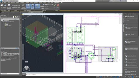 layout autocad 3d autocad plant 3d 3d plant design center autodesk