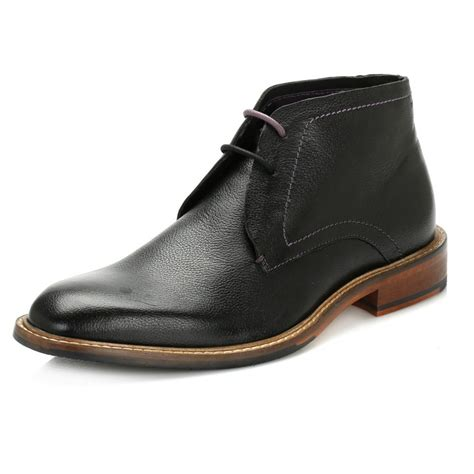 ted baker boots mens ted baker mens ankle boots torsdi 4 lace up casual chukka