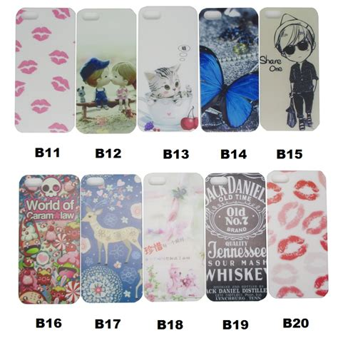 Painting Phone Plastic For Iphone Se 5 5s B16 painting phone plastic for iphone 5 5s se b12