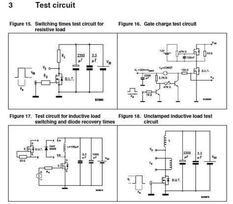 how to test an integrated circuit with a multimeter stp75nf75 original supply us 0 22 0 4 st stmicroelectronics stp75nf75 supplier seekic