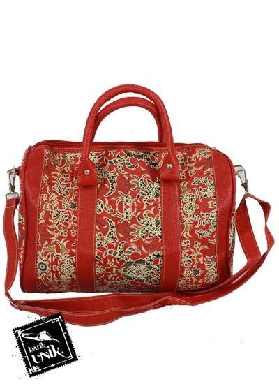 Tas Furla Seven Olympia tas tabung furla yogyakarta motif kembang setaman tas wanita murah batikunik