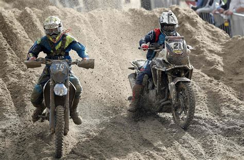 motocross races uk beach racing in england