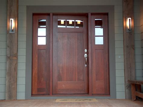 How To Make A Exterior Door Doors Newwoodworks