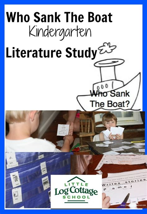 who sank the boat 7 best who sank the boat lesson ideas images on the boat book activities and