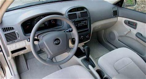 2004 kia spectra interior photo 11