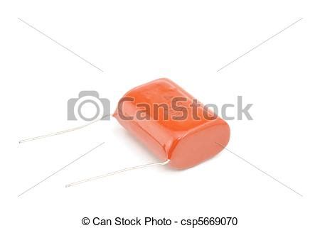 isolation capacitor size stock photography of orange capacitor isolated on white background csp5669070 search stock