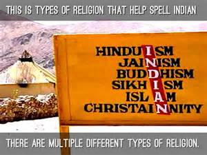 Different Sections Of Christianity by Indian Religion By Harder