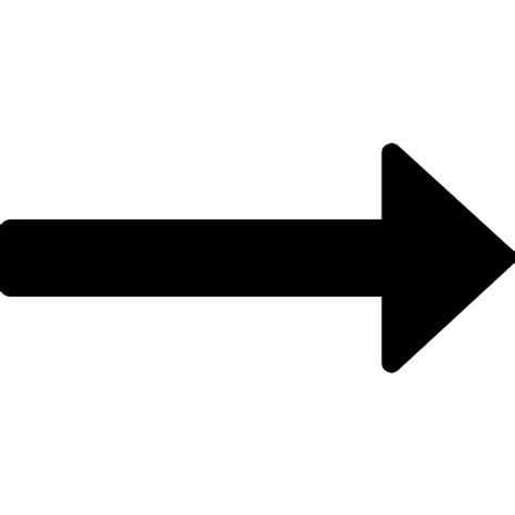 imagenes de flechas antiguas flecha larga apuntando hacia la derecha iconos gratis de