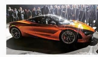 Picture Of Cars Mclaren 720s Leaks On Instagram Ahead Of Geneva Motor Show