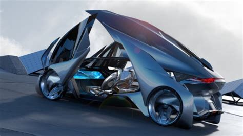 driving on auto pilot: 13 future visions of cars