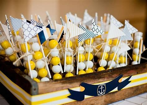 Nautical Baby Shower Favors by Baby Shower Baby Showers Nautical Baby Shower Nautical