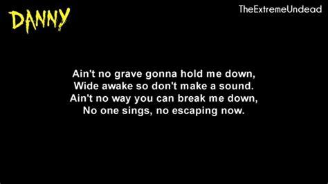 undead take me home lyrics