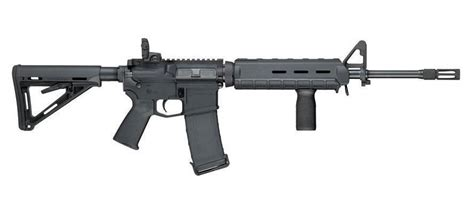Mid The Survivalist smith wesson m p 15 moe mid 223rem 5 56nato rifle from