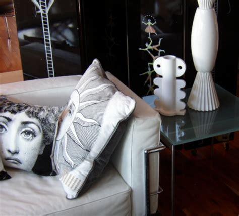 cuscini fornasetti fornasetti pillows
