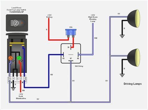 auxiliary light wiring diagram moesappaloosas