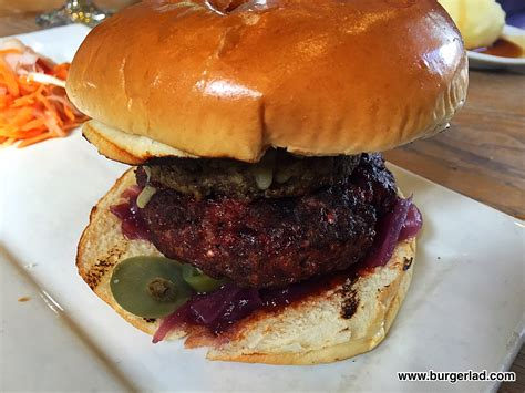 meat house meat house bar grill dundee jim beam black burger revew