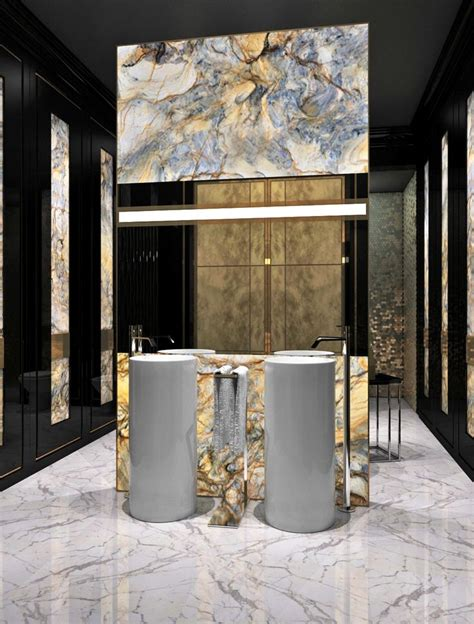 Best Modern Bathrooms Powder Rooms Images On Pinterest Best Modern Bathrooms