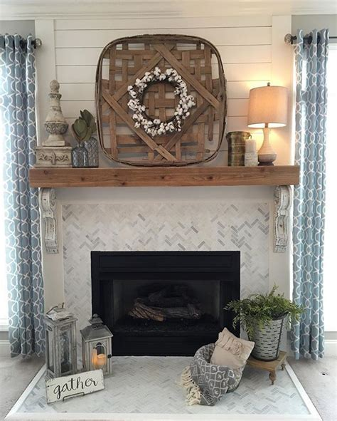 farmhouse fireplace mantel 25 best ideas about farmhouse fireplace on